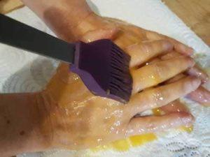 soin des mains à la maison, produit naturel et beauté traditionnelle